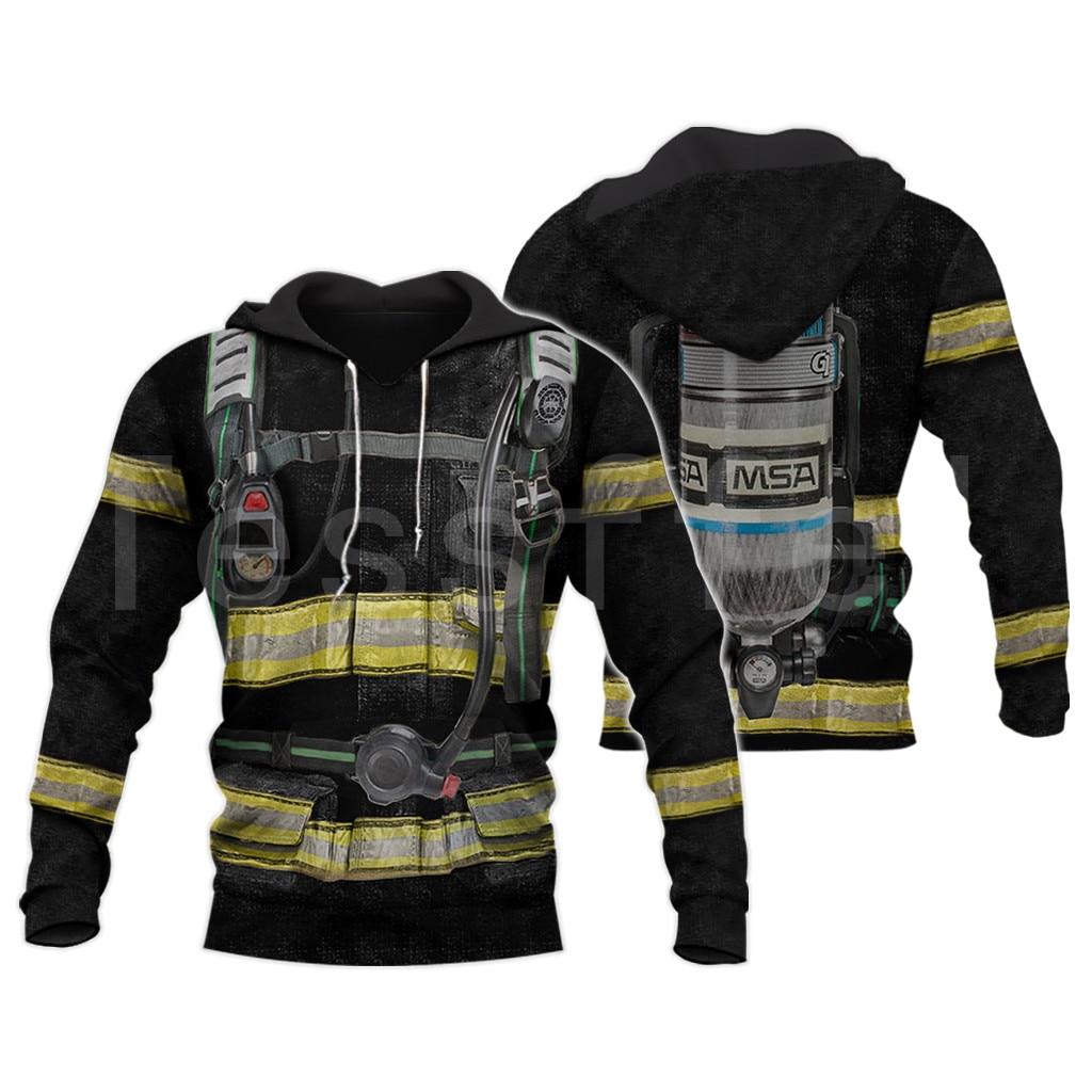 Tessffel Firefighters Suit Firemen superhero Harajuku Tracksuit NewFashion 3DPrint Zipper/Hoodies/Sweatshirt/Jacket/Men/Women 12