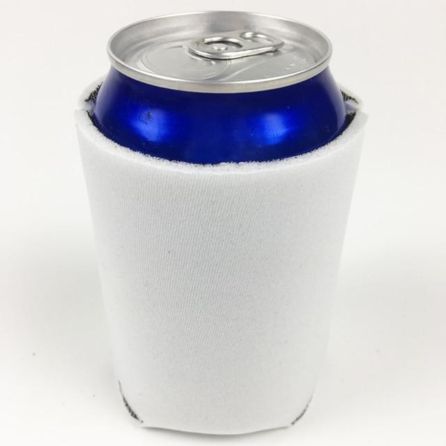 Juego de 10 unidades de mangas de 13x10CM para acampar, cerveza, Coca-Cola, soporte para botella de agua, aislamiento térmico de espuma para fiestas, bodas y cumpleaños