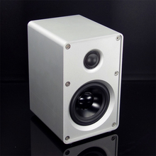 KYYSLB 100 X160X120MM Musik Kunst No. 1 Lautsprecher Bücherregal Lautsprecher HIFI Lautsprecher 3 zoll zwei weg fieber verstärker lautsprecher