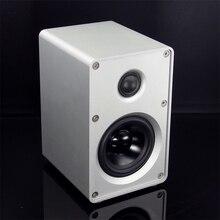 Kyyslb 100x160x120mm 음악 아트 no. 1 스피커 책장 스피커 hifi 스피커 3 인치 양방향 발열 증폭기 스피커