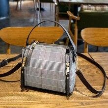 Abay маленькая сумка новая версия дикая Диагональная Сумка-мешок простая женская сумка через плечо
