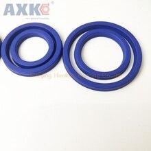 AXK  UN 10x18x6  U Cup seal Single Lip  piston  rod rubber PU seal клей u seal 207 набор