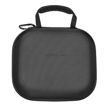 Duro portátil bolsa de almacenamiento EVA Viaje Funda de transporte para SteelSeries Arctis 3/5/7 juegos de auriculares Accesorios