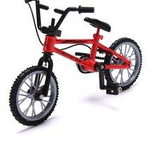 Mini-finger Bike Fans Toy Alloy Finger Functional Kids Bicycle Finger Bike For Children Kids new