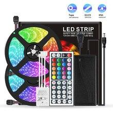 LED Strip Lights 32.8ft RGB Light Strip 5050 Tape Lights Col
