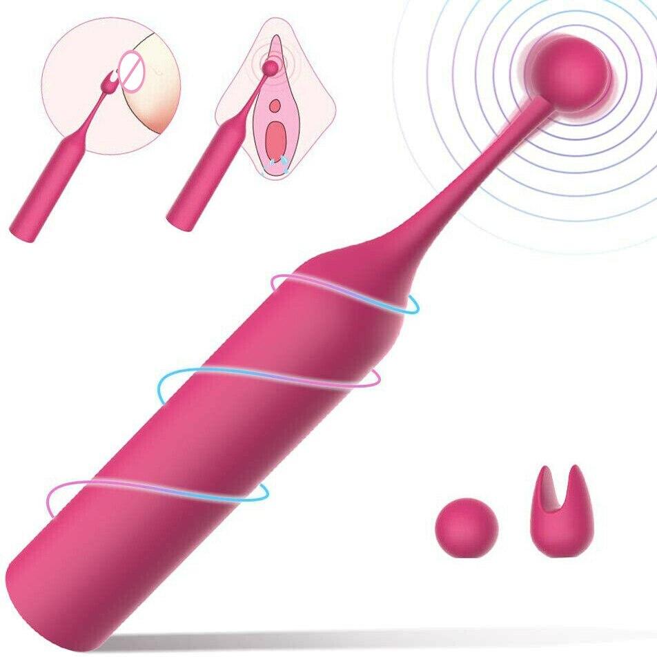 10 Mode High-Frequency G-spot Clit Vibrator