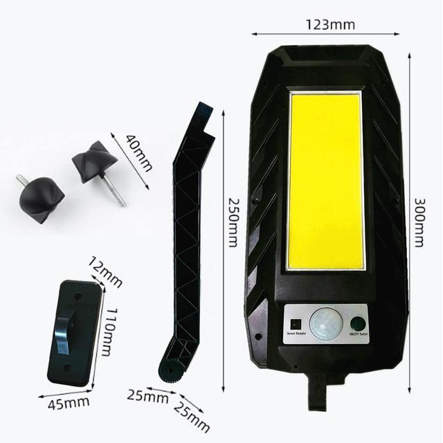 Фото светодиодный светильник на солнечной батарее уличный с регулируемой цена