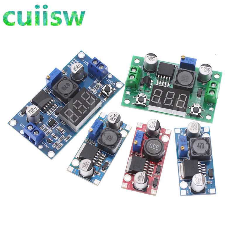 1PCS High Quality 3A Adjustable DCDC LM2596 LM2596S Input 4V-35V Output 1.23V-30V Dc-dc Step-down Power Supply Regulator Module