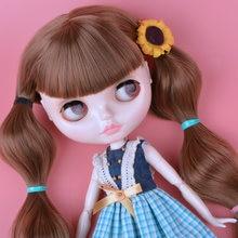 Кукла neo blyth nbl блестящее лицо 1/6 ob24 bjd шарнирная кукла