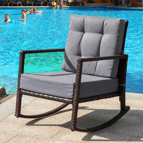 Rocker Chair Rocking Armchair