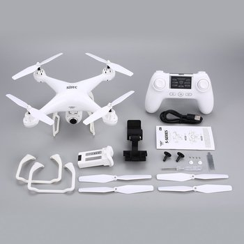 Original SJRC S20W GPS Transmission RC Drone Quadcopter Helicopter With HD Wifi Camera VS s30w s70w f11 z5 syma x8pro rc drone hot sell v911 v911 1 upgrade version v911 pro v911 2 4 channel 2 4ghz gyroscop remote control rc helicopter vs syma f1 f3