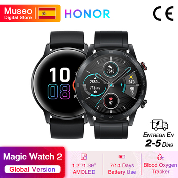 42/46MM Global Version Honor Magic Watch 2 Smart Watch Blood Oxygen Spo2 SmartWatch Phone Call Heart Rate Track For Android ios