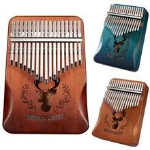 Byla kalimba, 17 teclas, Piano, madera de caoba, mbira, instrumentos musicales, 30 instrumentos clave, máquina de calimba, teclado