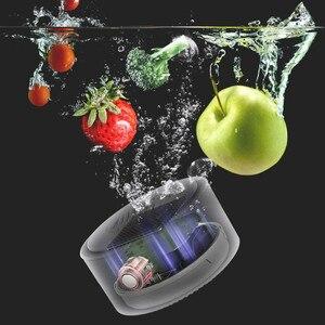 Image 4 - Purificador de frutas y verduras para esterilizar desinfección, elimina residuos de pesticidas, de vegetales para cocina, esterilizador de alimentos