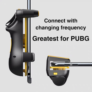 Image 5 - สำหรับ PUBG Trigger Controller ความจุ L1R1 AIM ปุ่ม Gamepad จอยสติ๊กสำหรับโทรศัพท์แท็บเล็ตเกม FPS Triger จอยสติ๊กอุปกรณ์เสริม
