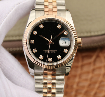 New Women's Fashion Automatic Watch