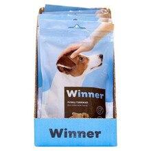 Лакомство Winner для собак, рубец говяжий, 60 г