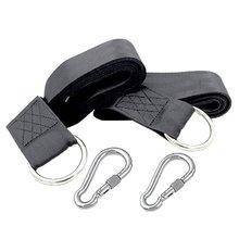 Straps Binding-2 Storage-Bag Buckles Hanging-Chair Practical Nylon