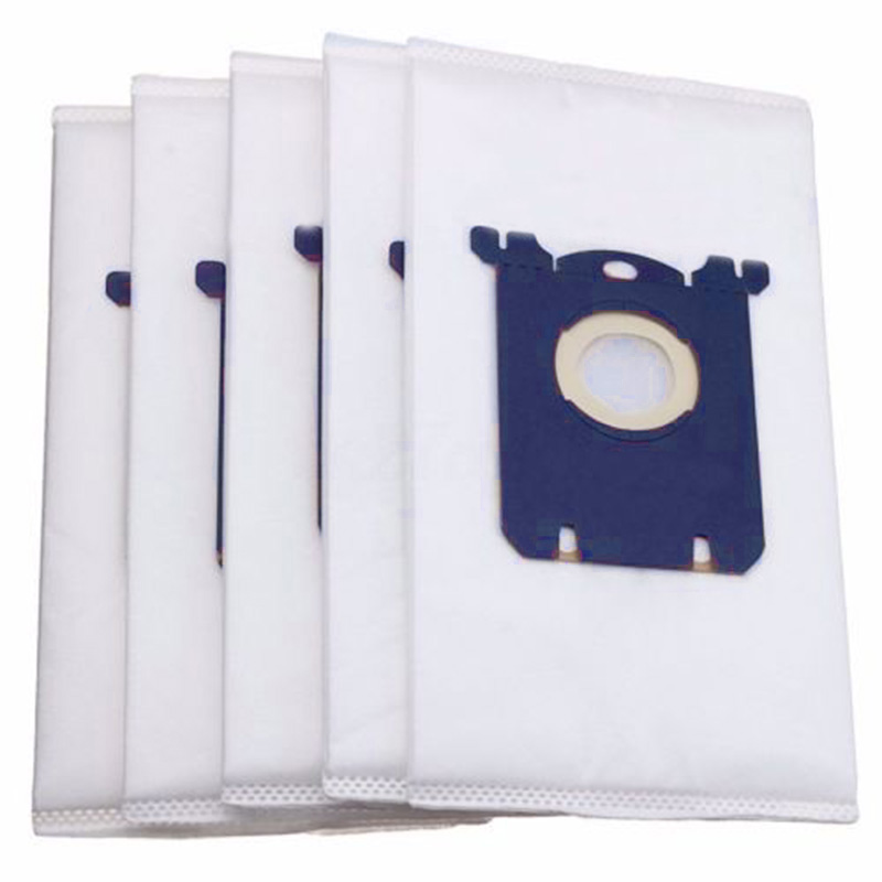 Hot Vacuum Cleaner Bags Dust Bag For Philips Electrolux S-bag Vacuum Filter 5X❤️
