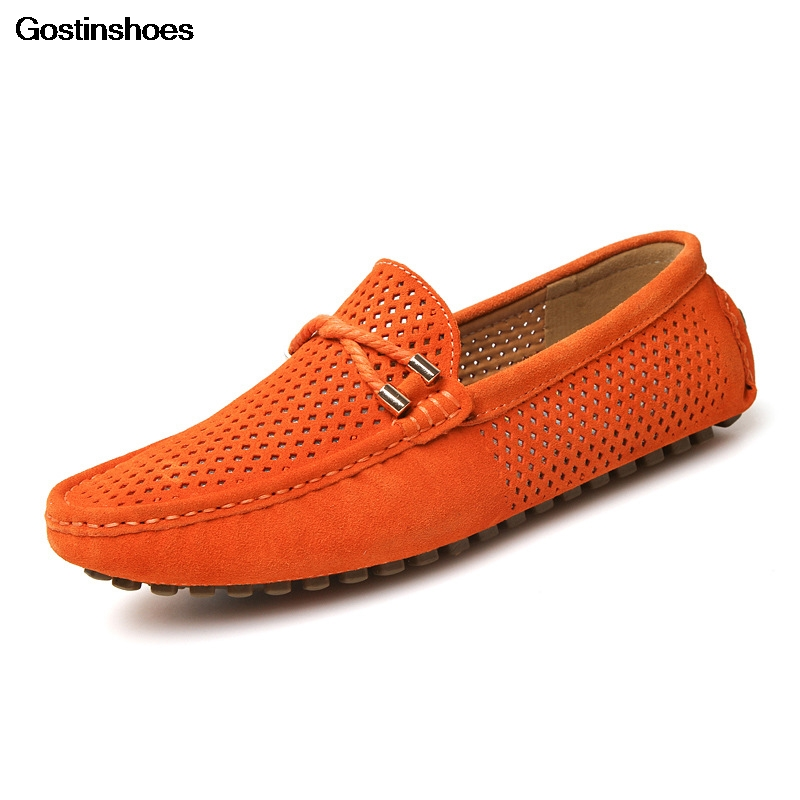 Loafers Homme Soft Surface Hollow  Chaussures