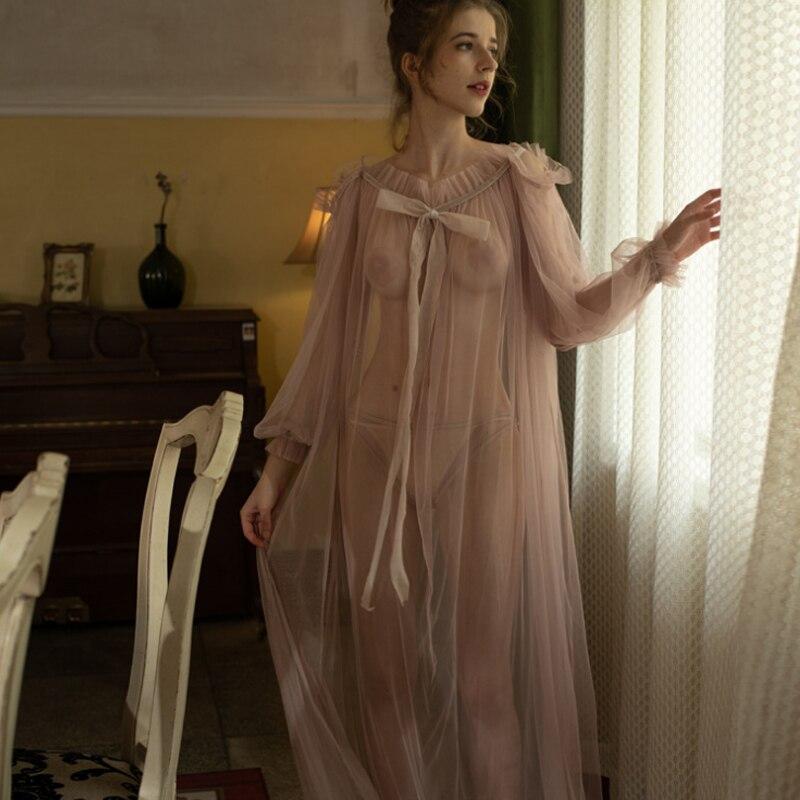 Сексуальное женское нижнее белье с застежкой спереди, комбинация с кружевом и V-образным вырезом, сетчатая Пижама, нижнее белье, женская оде...