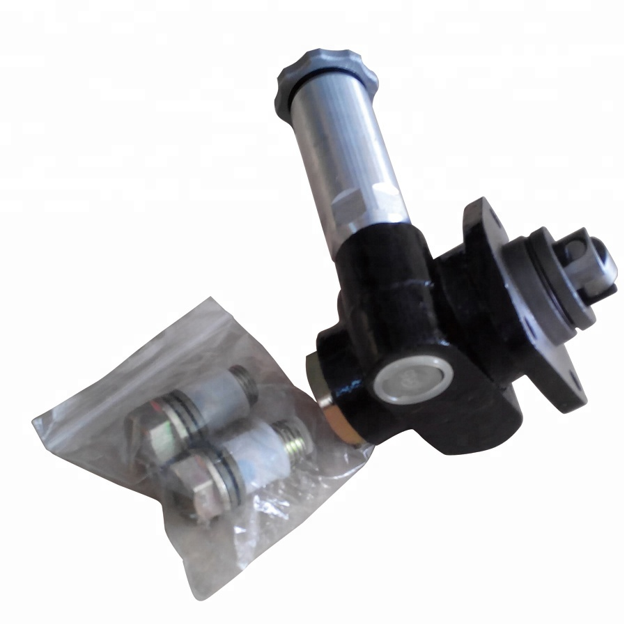 DLLA145P606 PC200-5 PC200-6 6D95 6D102 Fuel Feed Pump for engine parts