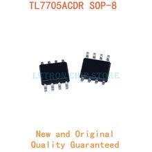 10 шт. TL7705ACDR SOP8 TL7705AC SOP-8 7705AC SOP TL7705 SOIC8 SOIC-8 SMD новый и оригинальный IC