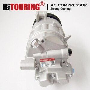 Image 5 - Voor Bmw E90 Compressor Bmw 3 E90 E91 64529182793 64526915380 64509156821 64509145351 CSE613C Airco Pomp Compressor