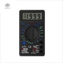 Dt830g Цифровой мультиметр 750 / 1000 в Вольтметр Амперметр