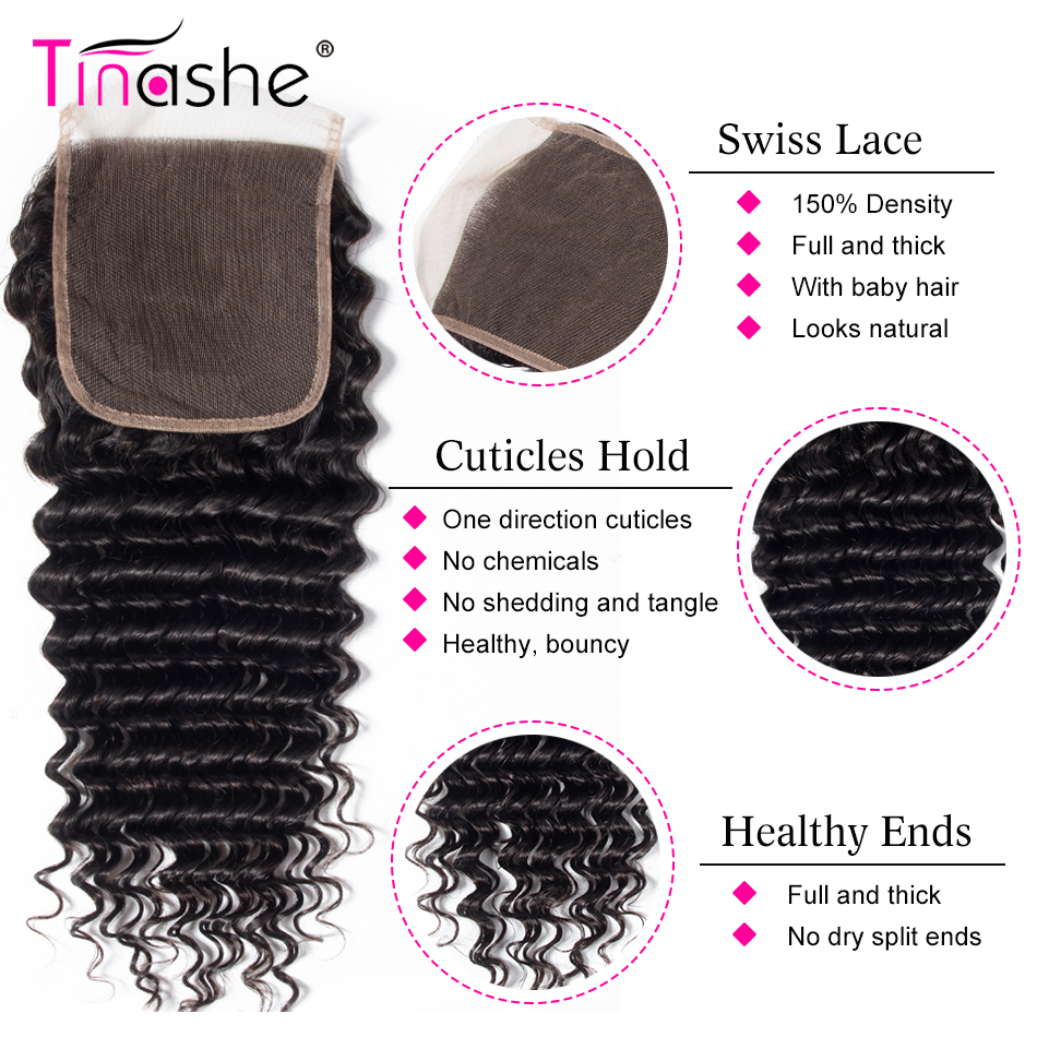 Hd83438f55fec4b27816c5e8e93b11f67L Tinashe Deep Wave Bundles With Closure 5x5 6x6 Lace Closure And Bundles Remy Brazilian Human Hair Weave 3 Bundles With Closure