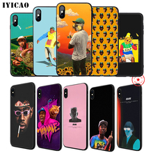 IYICAO Tyler the Creator Soft Phone Case for iPhone 11 Pro XR X XS Max 6 6S 7 8 Plus 5 5S SE Silicone TPU