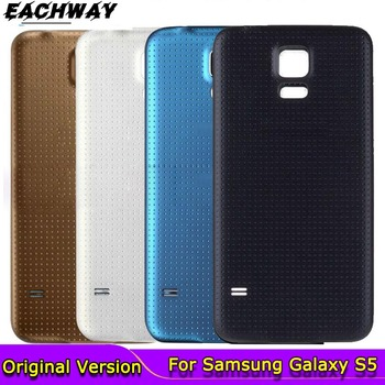 5.1 For Samsung Galaxy S5 i9600 G900 G900F Back Battery Door Rear Housing Cover Case For SAMSUNG S5 Battery Cover Replacement 10pcs lot for samsung galaxy core prime g360 g360h g360f housing battery cover door rear chassis back case housing replacement