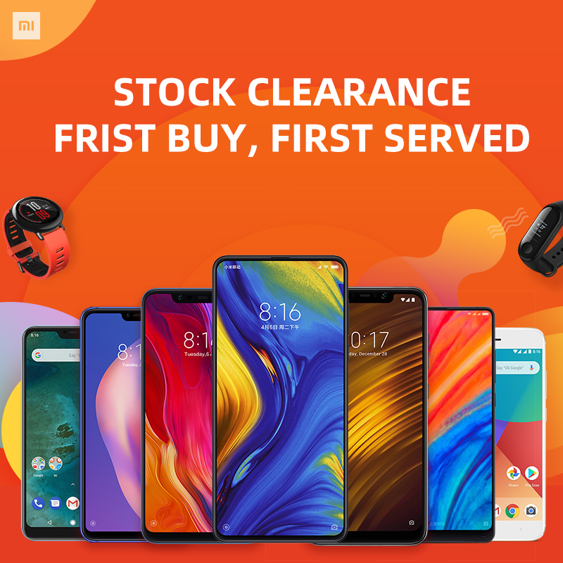 Global Version Xiaomi Redmi Smartphone Stock Clearance Limited Quantity First Buy First Served Mobile Phone 2