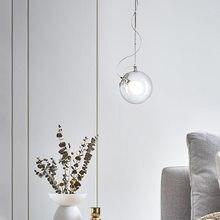 horsten kreatywny nordic sztuki nowoczesnej lampy wiszące szklane kulki