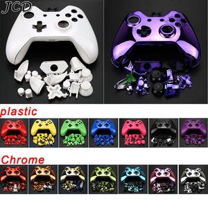 Image 1 - JCD Wireless Controller shell kit Housing Shell Full Set Faceplates Buttons and Inner Frame for Xbox One