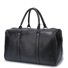 Men Travel bag fashion large capacity shoulder handbag designer male messenger