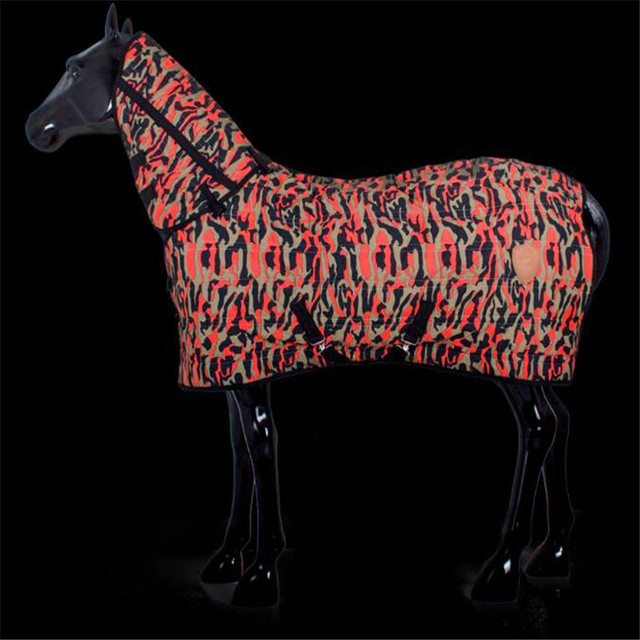 Cavassion Horse Saddlery - Equestrian Colorful Horse Winter Jumpsuit  5