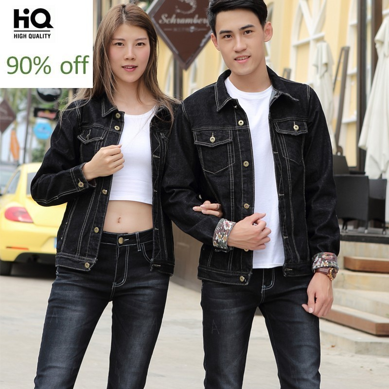 Sets Mens 2020 Autumn Hot Fashion Slim Fit Full Sleeve Biker Style Black Jackets Vintage Straight Full Length Jeans Suits Man