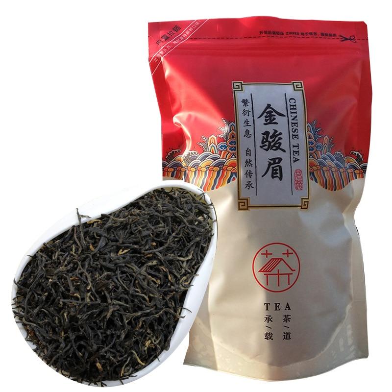 2019 China Wuyi Jin Jun Mei Black Tea 250g Jinjunmei Black Tea Kim Chun Mei Red Tea For Lose Weight Tea Cutters    - AliExpress