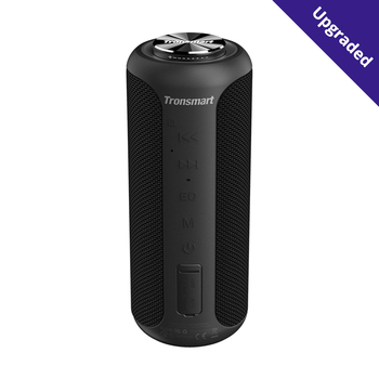 [Free shipping]Tronsmart T6 Plus Upgraded Edition Bluetooth 5.0 Portable Speaker with Up to 40W Power, IPX6, NFC 10