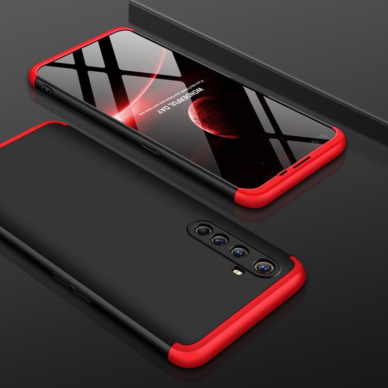 For OPPO Realme X50 Pro Case Hard Hybrid PC 360 Full Body Protective Back Cover for OPPO Realme X50 Pro Phone Case Fundas Coque