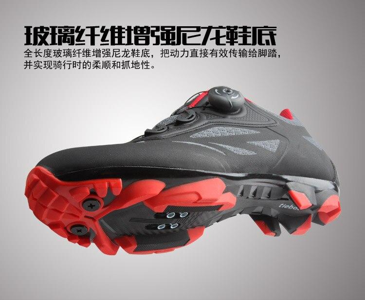 mtb sapatos de bicicleta de montanha sapatos