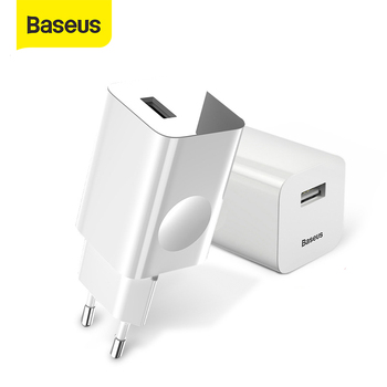 Baseus 24W Max Quick Charge 3.0 USB Charger QC3.0 Wall Adapter Charger QC 3.0 Fast Charging For Smartphone
