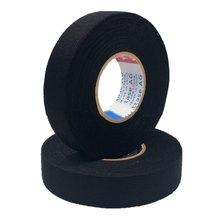 Фланелевая самоклеящаяся войлочная лента из черной ткани 15