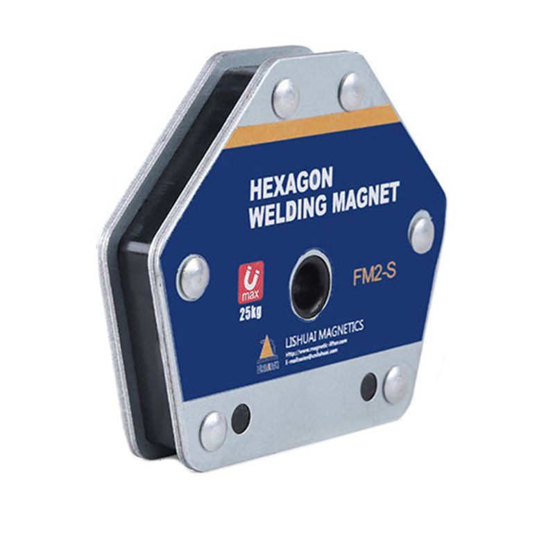 Single Switch Square Magnet On/Off Multi-angle FM2 Welding Magnetic Holder Tool 37MD