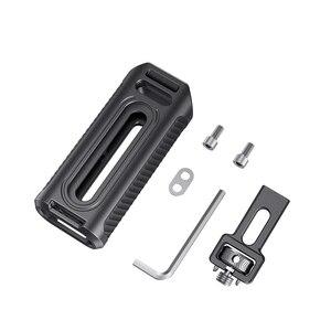 Image 4 - Smallrig Camera Hand Grip Aluminium Arri Lokaliseren Side Handvat Voor Sony, voor Nikon Camera Cage W/Koud Schoen Mount Voor Diy 2426