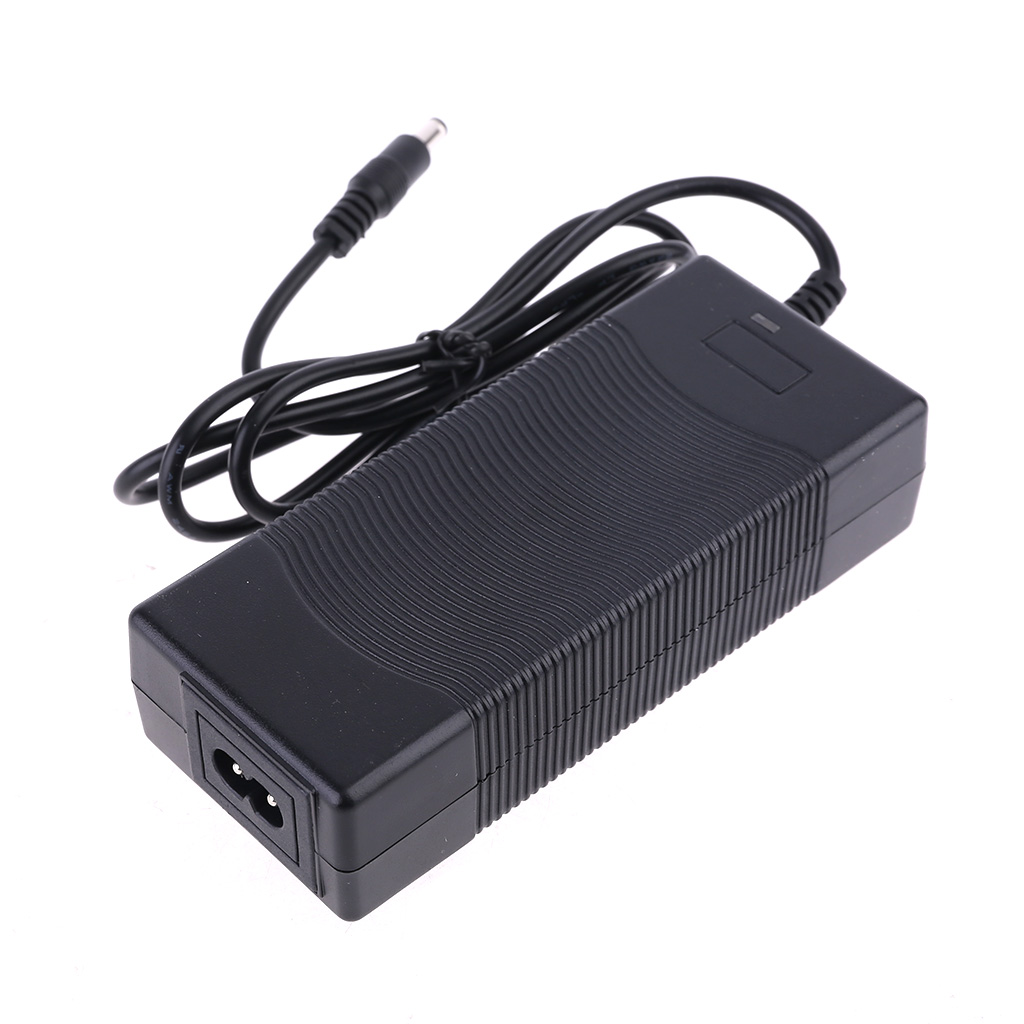 36V Battery Charger Output 42V 2A Charger Input 100-240 VAC Lithium Li-ion Charger For 10S 36V Electric Bike