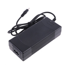 36V Battery Charger Output 42V 2A Charger Input 100-240 VAC Lithium Li-ion Charger For 10S 36V Electric Bike hk liitokala 54 6v 2a charger 13s 48v li ion battery charger output dc 54 6v lithium polymer battery charger free shipping