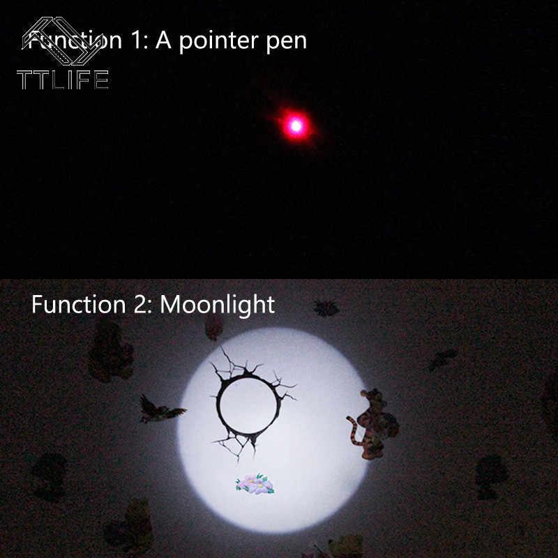 3 1 빨간색 레이저 펜 1 mw 650nm 연속 웨이브 미니 led 손전등 빔 빛 포인터 교육 고양이 훈련 레이저 펜