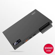 High Capacity 30000mAh Powerbank 3 Port USB Power Bank for M